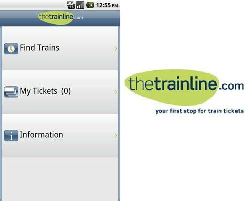 Trainline Tickets