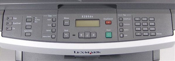 LEXMARK X264 DRIVER WINDOWS XP
