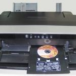 Epson Stylus Photo R2000 - CD/DVD Tray