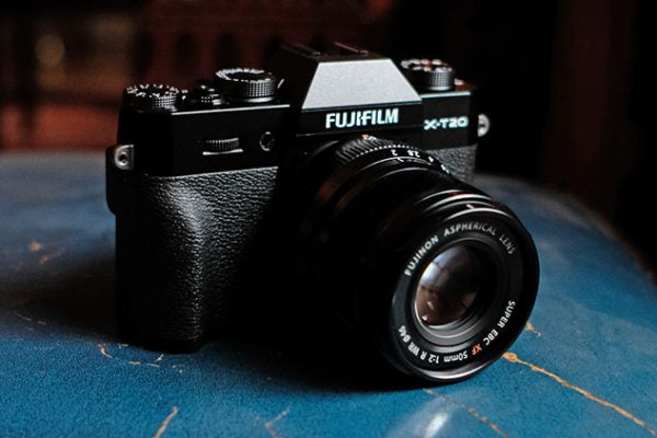 Best Cameras: Fujifilm X-T20