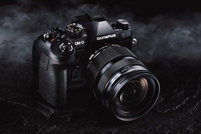 Best High End Mirrorless Camera: Olympus OM D E M1 II