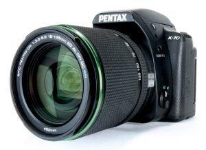 Best DSLR: Pentax K-70