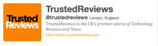 TrustedReviews Twitter