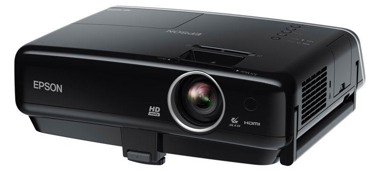 Epson MG-850HD projector