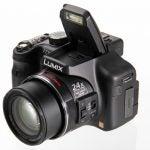 Panasonic Lumix FZ150 3