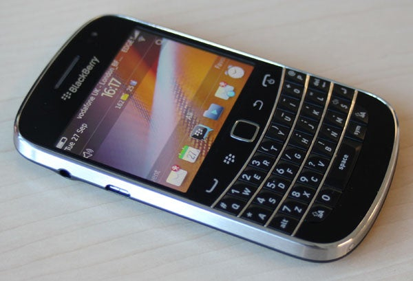 BlackBerry Bold 9900 Review   Trusted Reviews