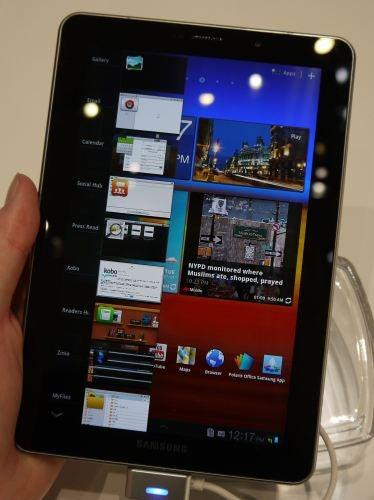Samsung Galaxy Tab 7.7 11