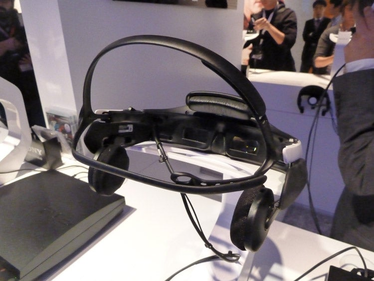 Sony Personal 3D Viewer Review | Trusted Reviews