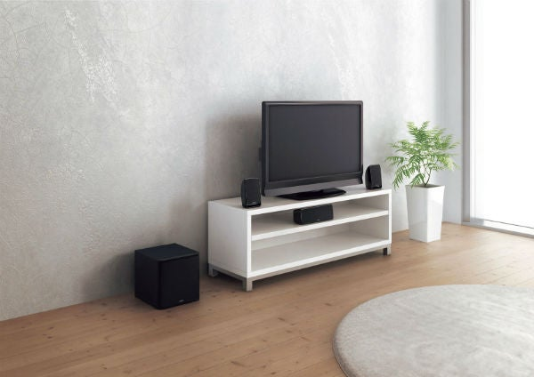 yamaha ns p20 review trusted reviews. Black Bedroom Furniture Sets. Home Design Ideas