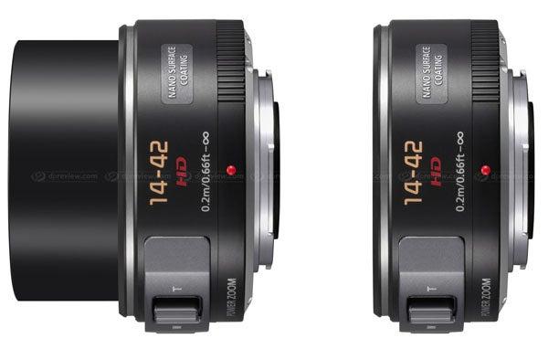 Panasonic X Series 14-42mm
