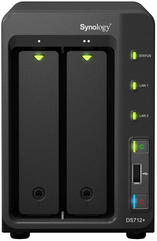 Synology Diskstation Ds712 Review Trusted Reviews
