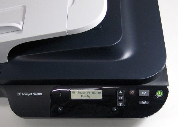 HP Scanjet N6310 Review