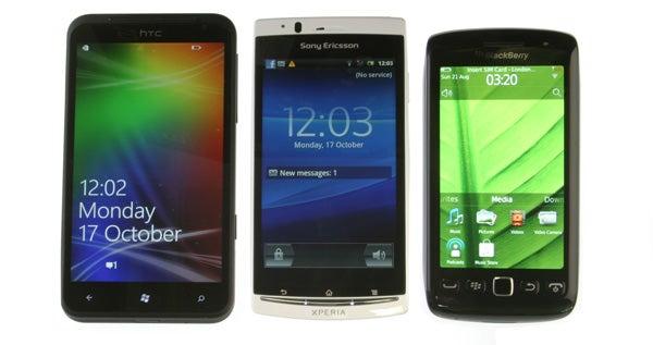 HTC Titan 5