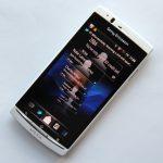 Sony Ericsson Xperia Arc S 6