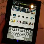 Sony Tablet S Keyboard