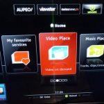 Toshiba 55WL863 Places menu