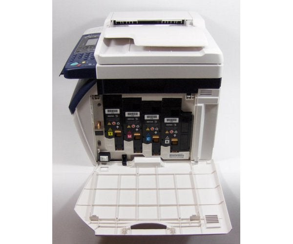 how to clean print head xerox workcentre 6015