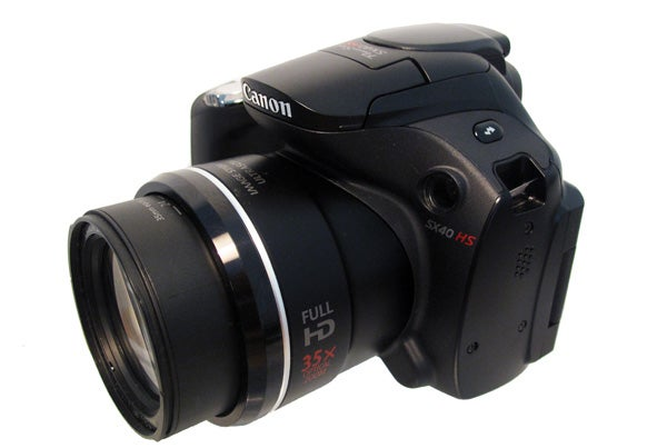 manual focus in canon sx40