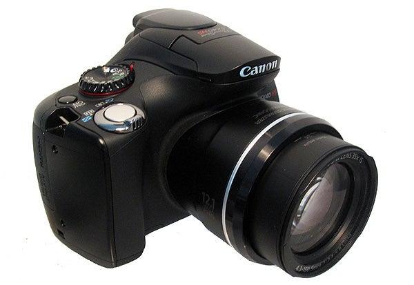 Canon SX40 HS 3