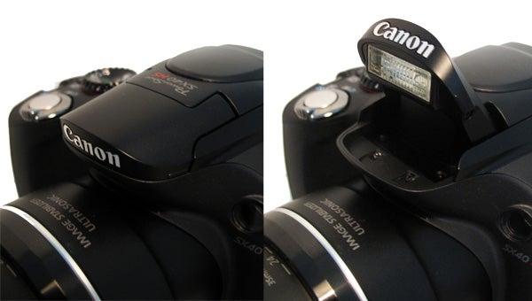 Canon SX40 HS 4