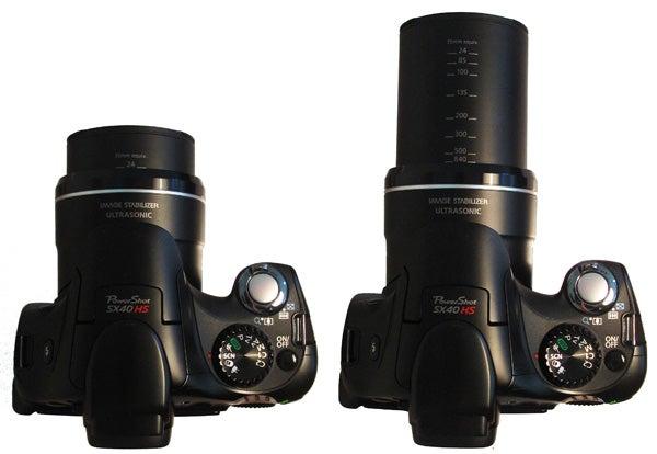 Canon SX40 HS 5