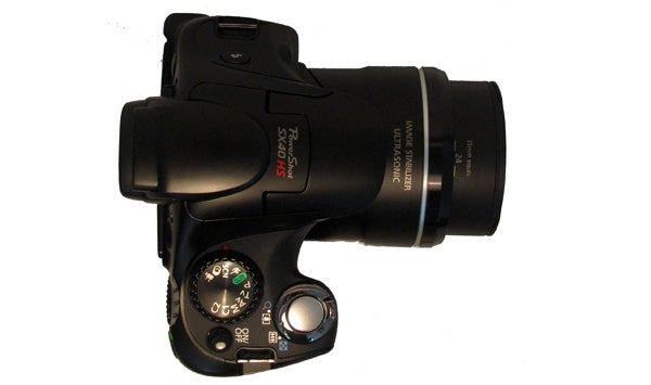 Canon SX40 HS 8