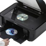 Canon PIXMA MG6250 - CD/DVD Tray