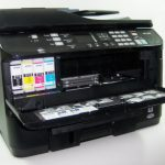 Epson Workforce Pro WP-4535DWF - Cartridges