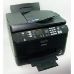 Epson Workforce Pro WP-4535DWF - Open