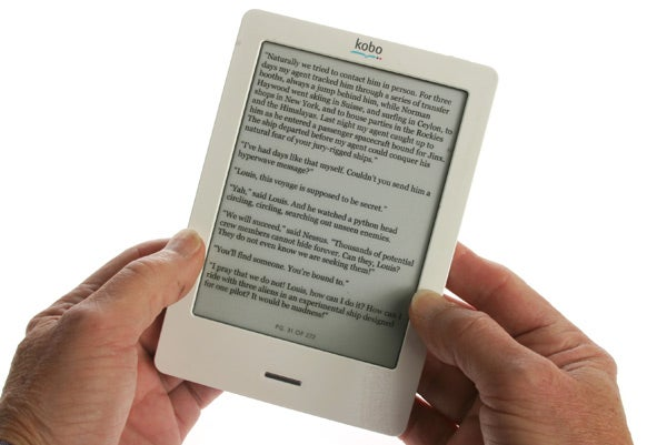 Kobo Touch eReader Review | Trusted Reviews