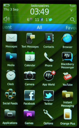 Blackberry Torch 9860 Review Trusted Reviews