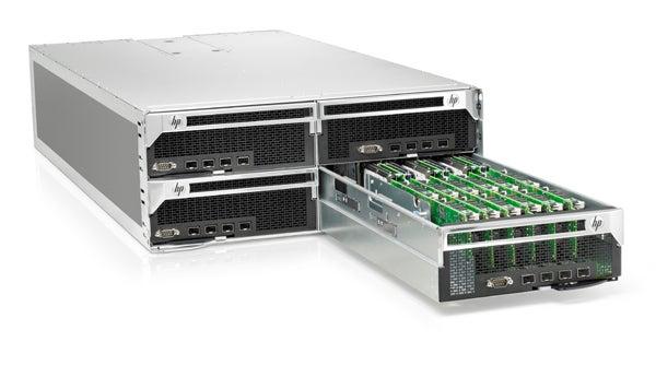 HP ARm-based server redstone