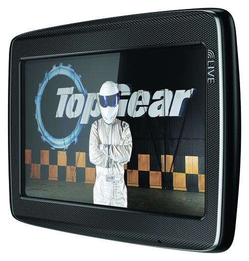 TomTom Top Gear Edition Review
