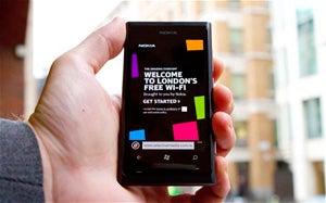 Nokia Free WiFi London