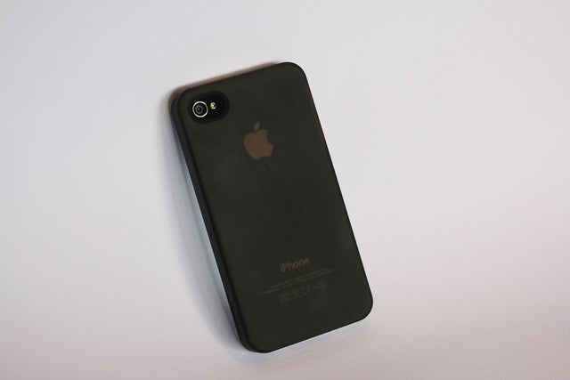 iLuv Overlay Translucent Hardshell Case for iPhone