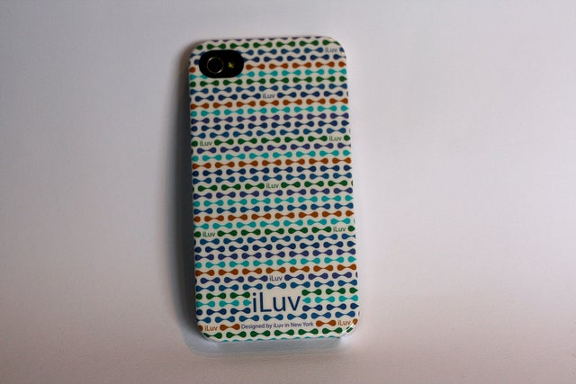 iLuv Festival Case for iPhone