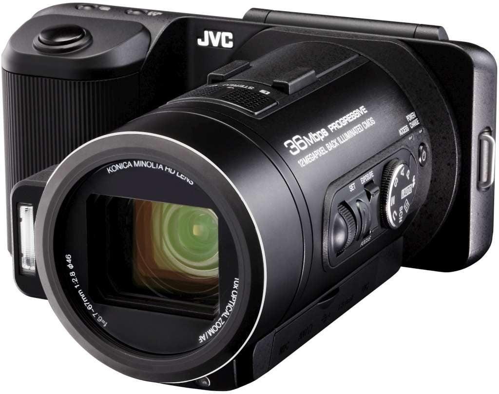 JVC GC-PX10 Review