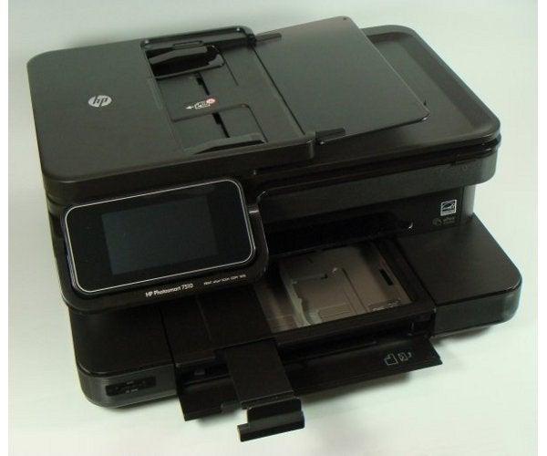 HP Photosmart 7510 - Open