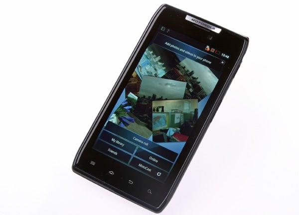 Motorola Droid RAZR XT910