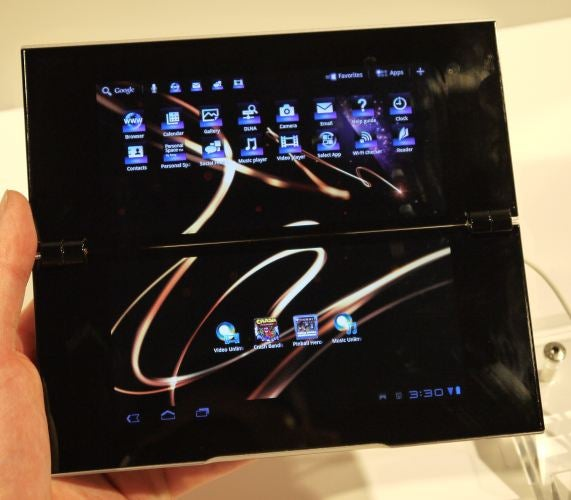 Sony Tablet P 5