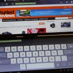 Sony Tablet P Keyboard