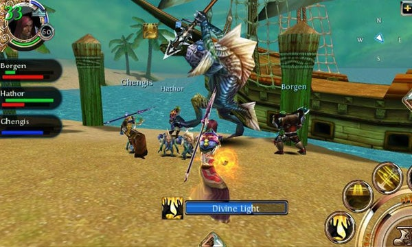 Order & Chaos Online Android Game Review | Trusted Reviews