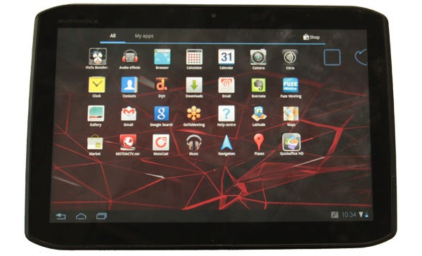 motorola xoom 2 review trusted reviews. Black Bedroom Furniture Sets. Home Design Ideas