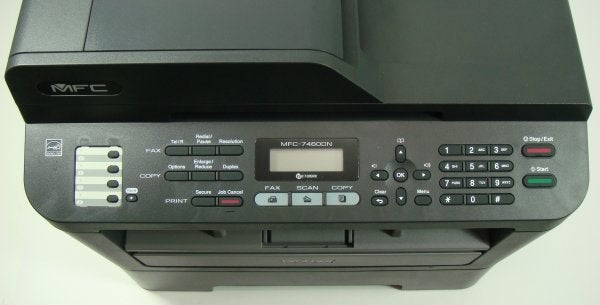 Brother MFC-7460DN Review | Trusted Reviews