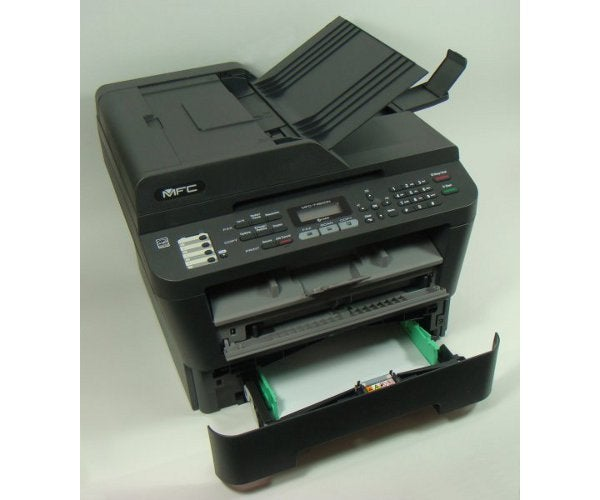 how to connect brother printer to fax documents lc101