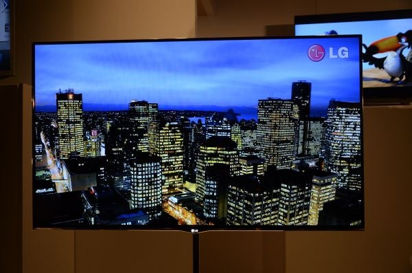 LG 55in OLED 3D TV