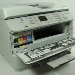 Epson Workforce Pro WP-4525DNF - Cartridges