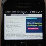 BlackBerry Bold 9790 7