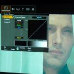JVC X30 projector