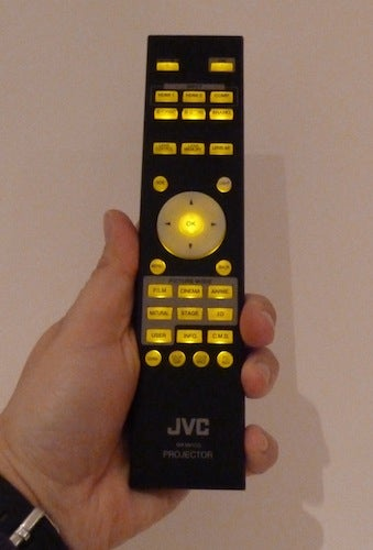 JVC DLA-X30B Review | Trusted Reviews